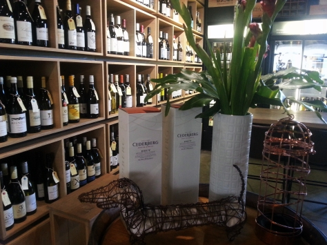 Urban Wines in Durbanville