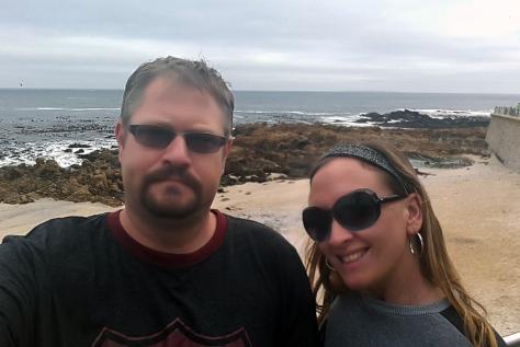 Sea Point grey skies.
