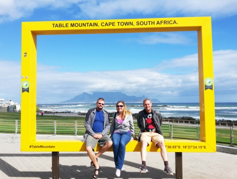 Table Mountain National Geographic frame at Eden on the Bay