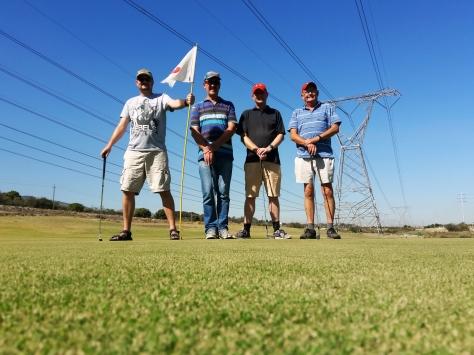 Golf at Burgundy Estate