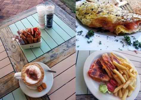 Breakfast at Lacomias