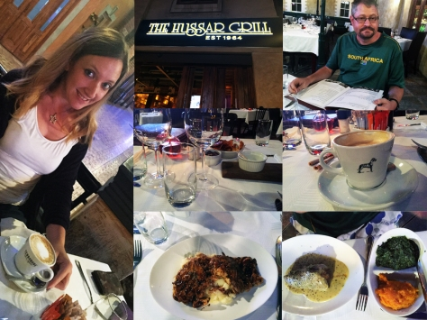 Hussar Grill in GrandWest Casino