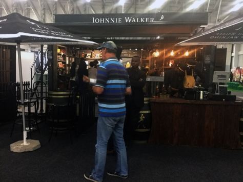 Johnnie Walker at the GFWS