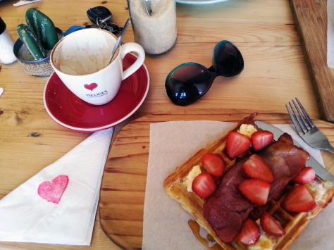 Breakfast at I <3 Melkies