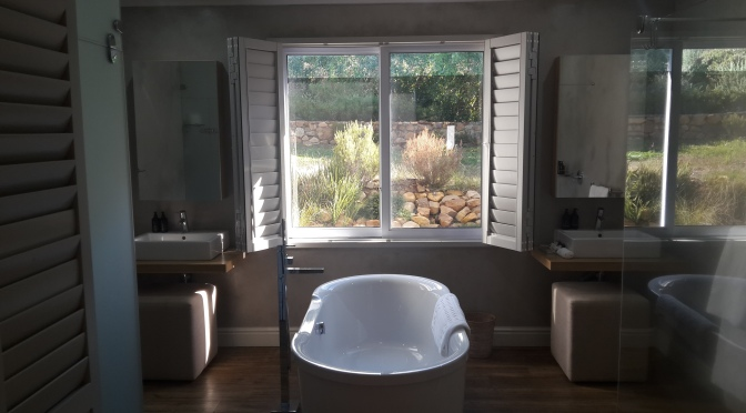 What to do in Franschhoek: Stay at Angala