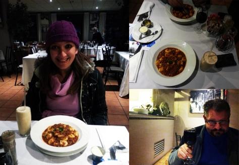 Italian Club gnocchi