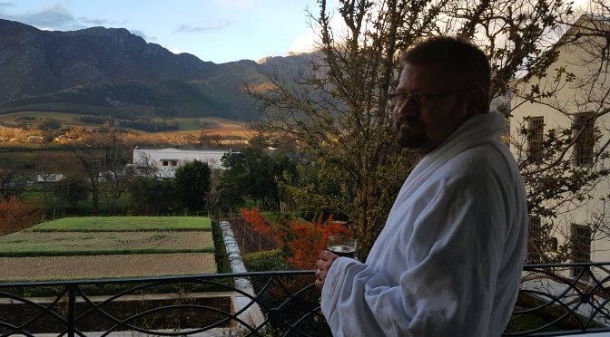 What to do in Franschhoek: Stay at Leeu Estates