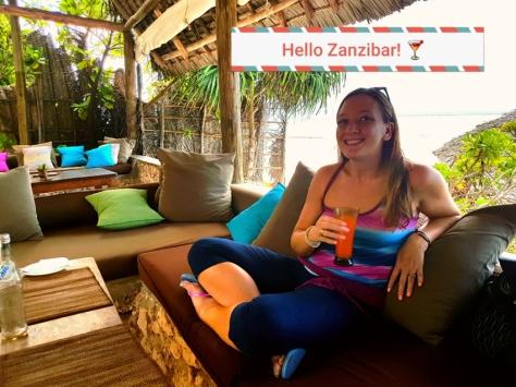 Zanzibar Azanzi Beach