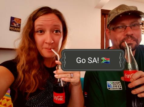 Cola in Zanzibar