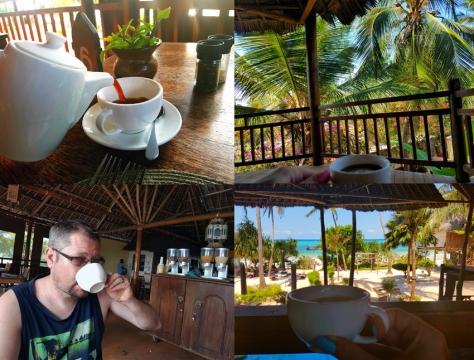 Coffee in Zanzibar