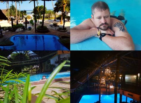 Pool at Azanzi