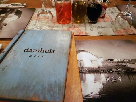 Damhuis in Melkbos