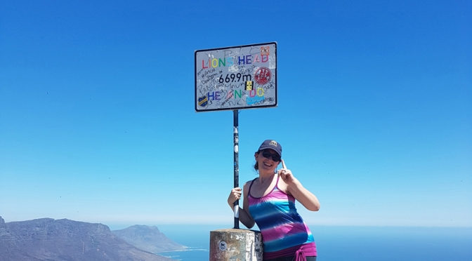 Full Lion's Head hike with Wally's Cave and the Beerhouse float reward