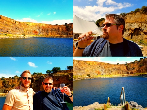 Hillcrest quarry