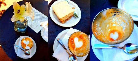 Maria's coffee