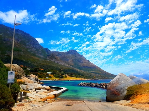Simon's Town dock