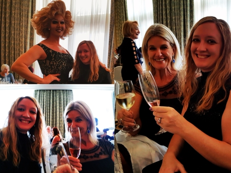 Pam Westaway at Adele Searll 100 Club