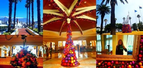 Table Bay hotel Christmas