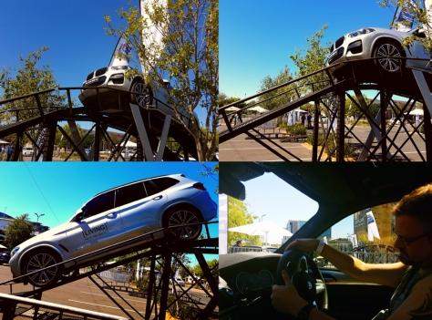 BMW rollercoaster