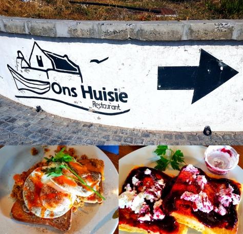 One Huisie Restaurant French toast