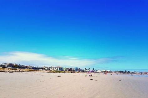 Melkbosstrand beach