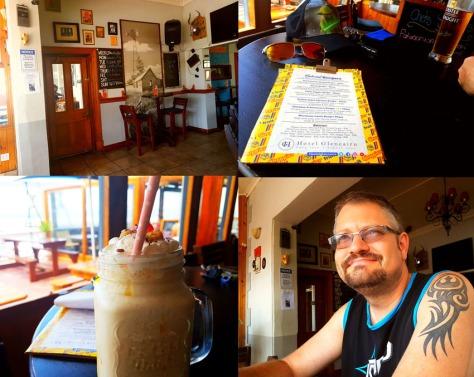 Hotel Glencairn milkshake