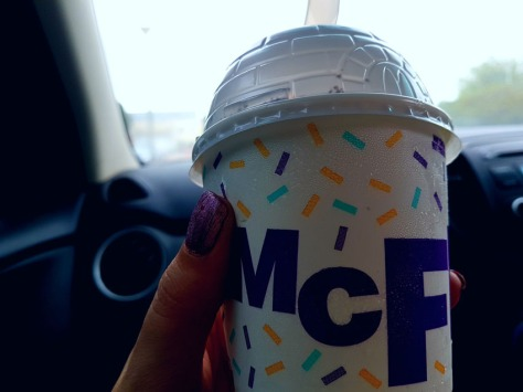 Oreo McFlurries