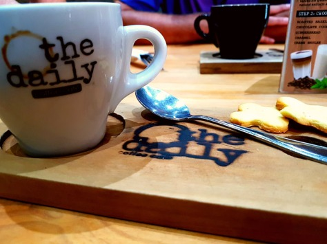 Coffee at the Daily, Seaside Village