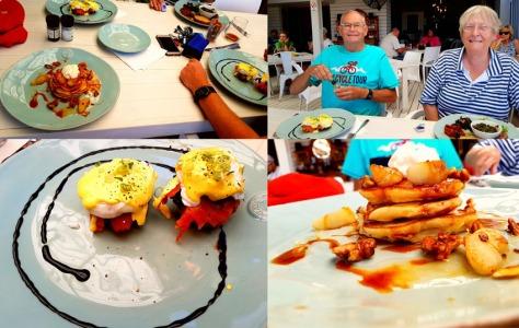 Melkbos Kitchen breakfast