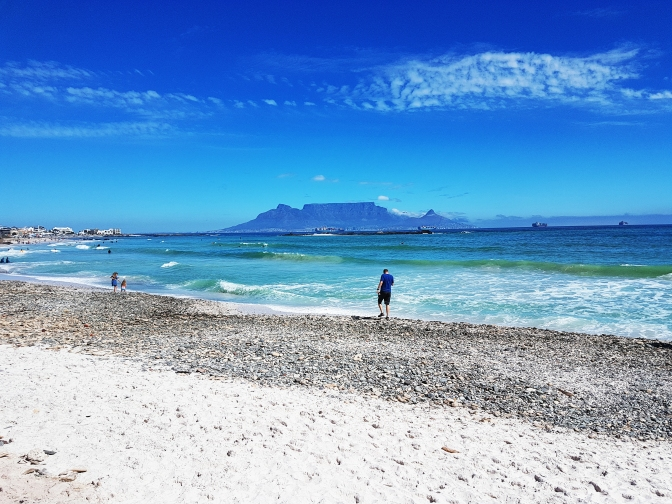 Table Mountain views and tasty Forries tapas