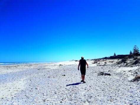 Melkbos beach walk