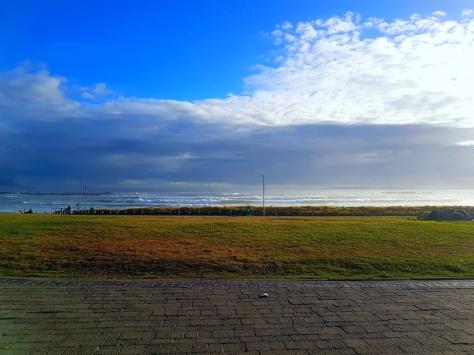 Clouds in Big Bay