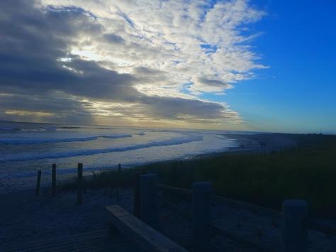 Big Bay sea