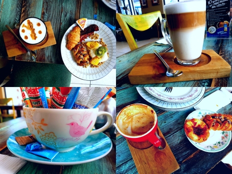 Coffee at Cup & Cake