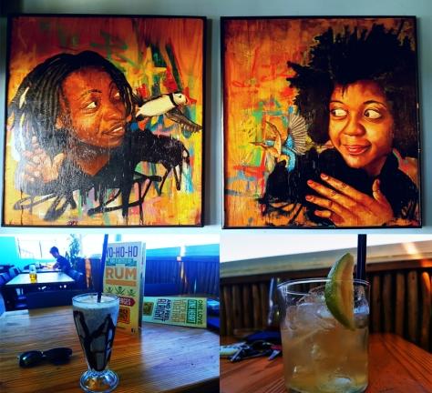 Jamaica me crazy art
