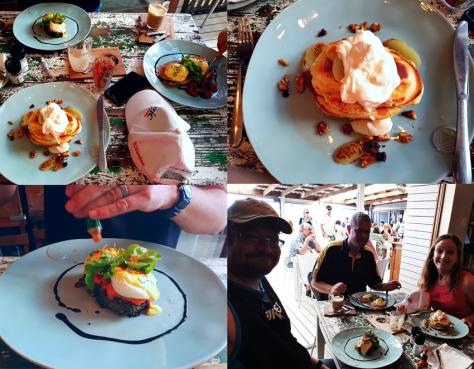 Breakfast at Melkbos Kitchen