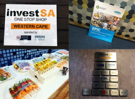 AfricArena at InvestSA.