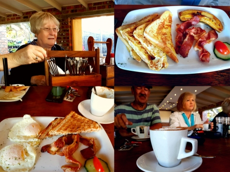 McPherson's breakfast