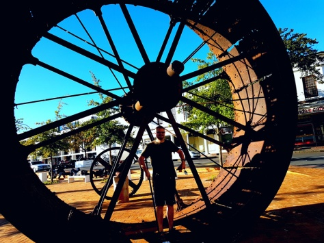 Stellenbosch wheel.