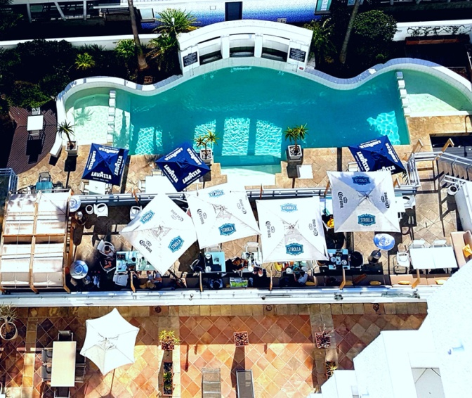 Mother's Day treats, Terra del Capo antipasti and sunset jacuzzis at The Peninsula