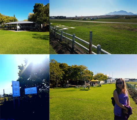 Stellenbosch Flying Club planes