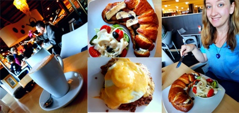 Foodlover's Market breakfast
