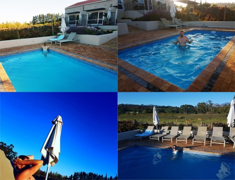Pool at Clos Malverne