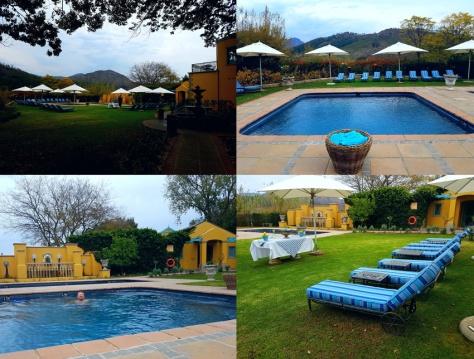 Pool at FCH