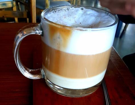 Latte at Primi