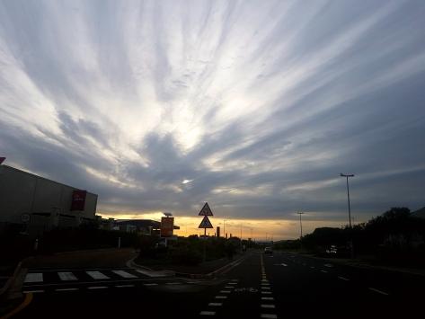 Sunday sky
