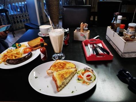 Makro breakfast