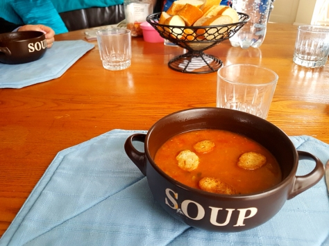 Soup for lupper
