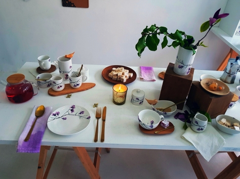 Magnolia table from Love Milo