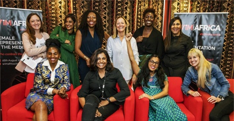 Women in Marketing Africa Masterclass at the Loeries